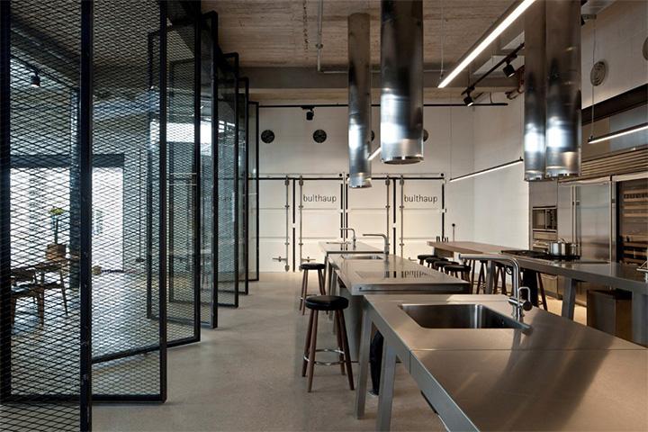 Bulthaup - Showroom trưng bày thiết bị nhà bếp cao cấp của Đức 1