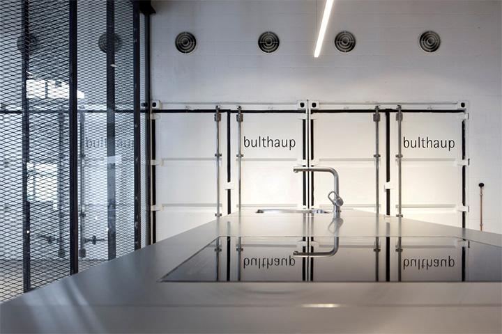 Bulthaup - Showroom trưng bày thiết bị nhà bếp cao cấp của Đức 3