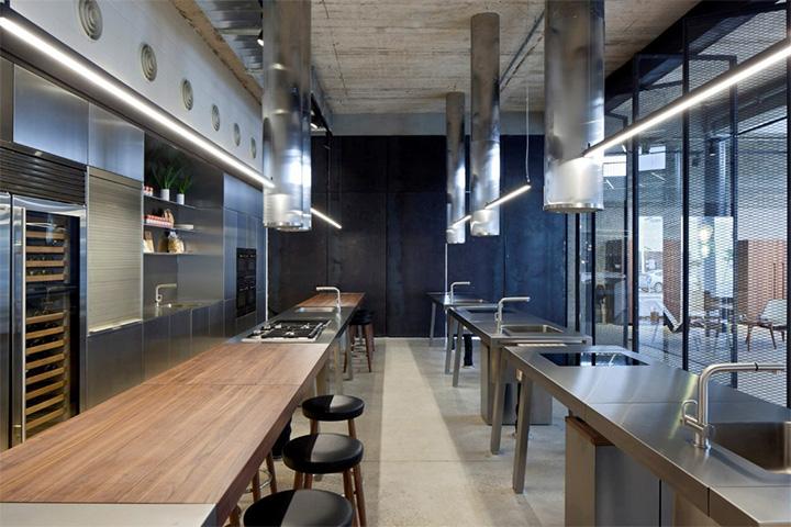 Bulthaup - Showroom trưng bày thiết bị nhà bếp cao cấp của Đức 4