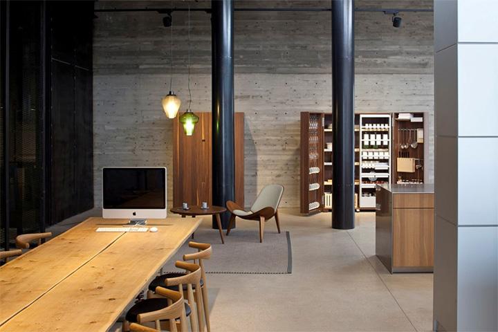 Bulthaup - Showroom trưng bày thiết bị nhà bếp cao cấp của Đức 7