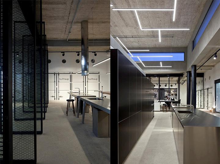 Bulthaup - Showroom trưng bày thiết bị nhà bếp cao cấp của Đức 9