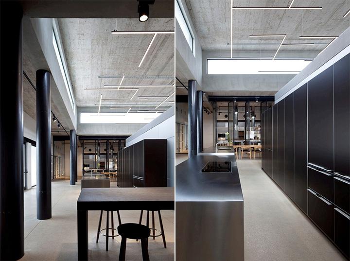 Bulthaup - Showroom trưng bày thiết bị nhà bếp cao cấp của Đức 10