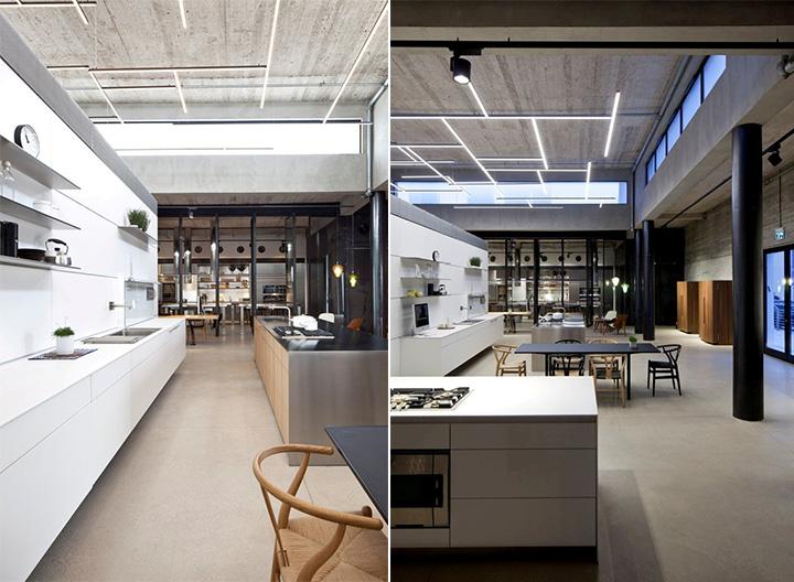 Bulthaup - Showroom trưng bày thiết bị nhà bếp cao cấp của Đức 11