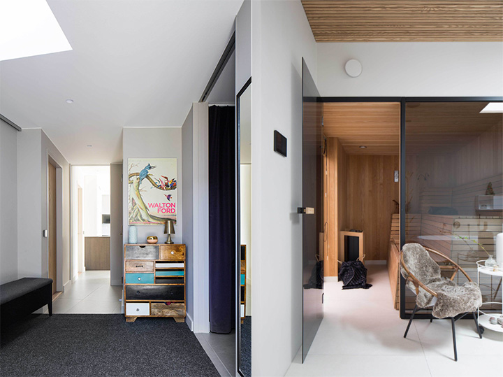 Villa J - Ý tưởng thiết kế biệt thự sân vườn đẹp tại Thụy Điển 5