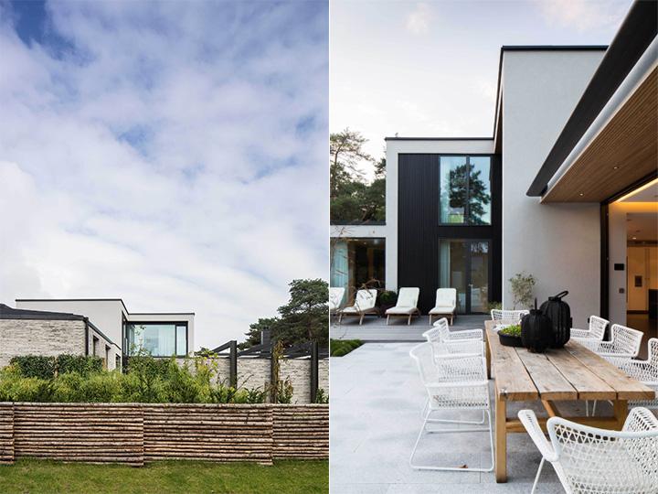 Villa J - Ý tưởng thiết kế biệt thự sân vườn đẹp tại Thụy Điển 6