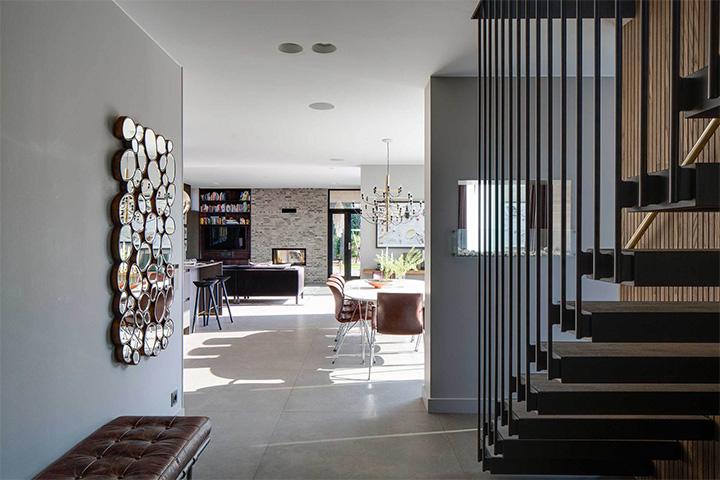 Villa J - Ý tưởng thiết kế biệt thự sân vườn đẹp tại Thụy Điển 8