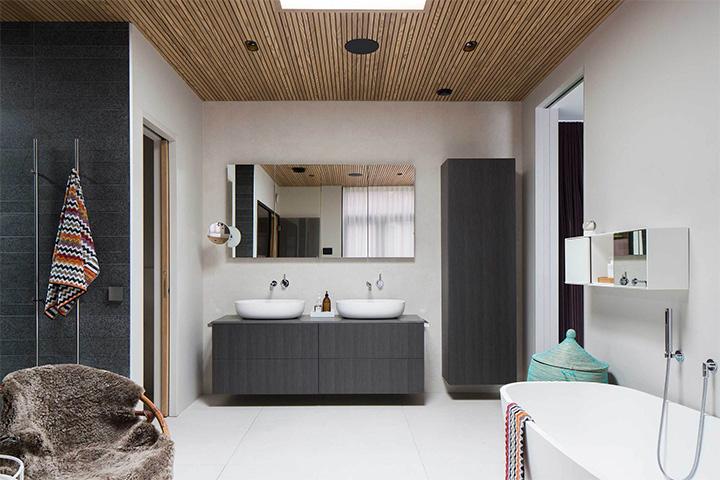 Villa J - Ý tưởng thiết kế biệt thự sân vườn đẹp tại Thụy Điển 13