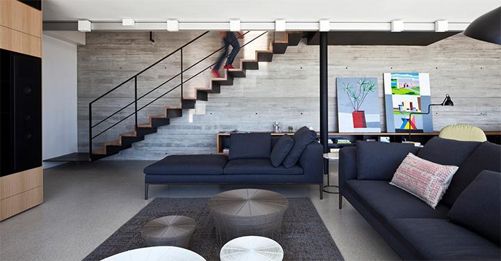 Y Penthouse – Thiết kế căn hộ cao cấp hai tầng tiện nghi 2