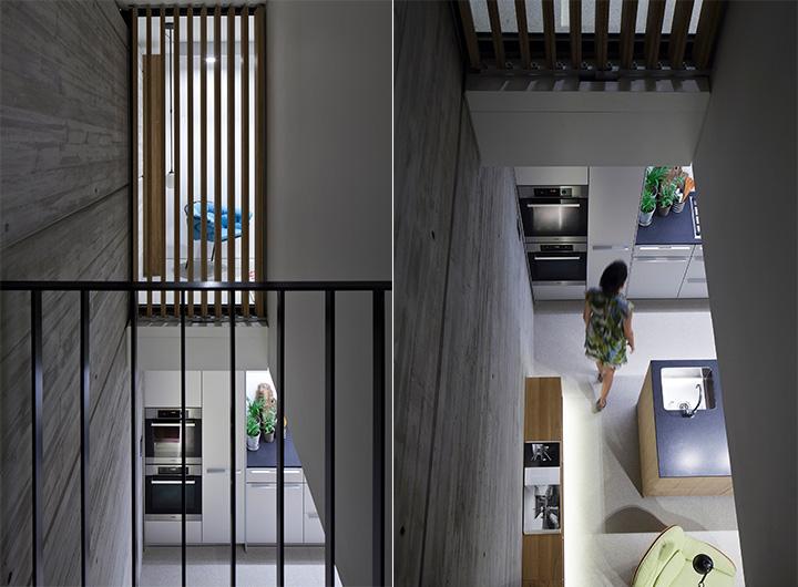 Y Penthouse – Thiết kế căn hộ cao cấp hai tầng tiện nghi 6
