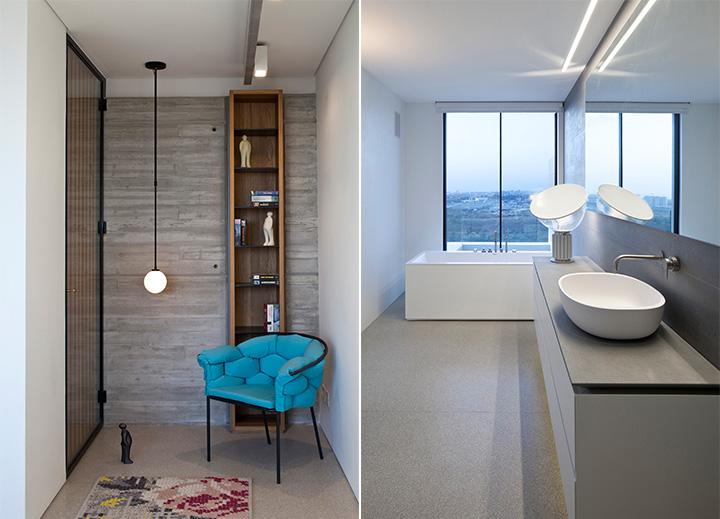 Y Penthouse – Thiết kế căn hộ cao cấp hai tầng tiện nghi 8
