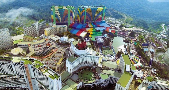 Ngỡ ngàng với những thiết kế Casino có một không hai thế giới 3