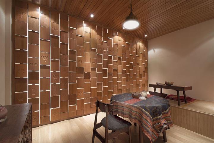 Nét thanh tịnh với mẫu thiết kế nội thất spa nghỉ dưỡng đẹp 10