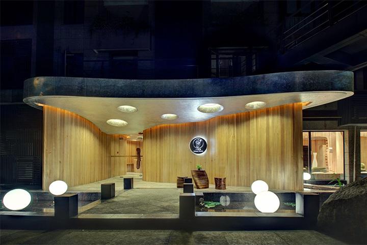Nét thanh tịnh với mẫu thiết kế nội thất spa nghỉ dưỡng đẹp 16