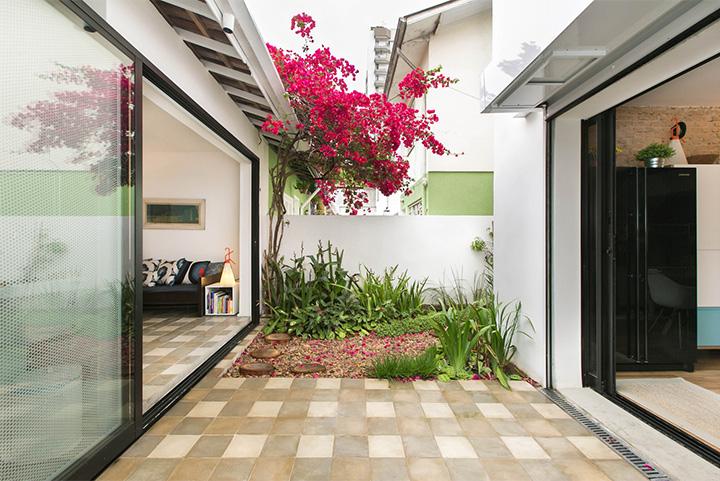 Không gian trang nhã với thiết kế nhà phố phong cách Brazil 3