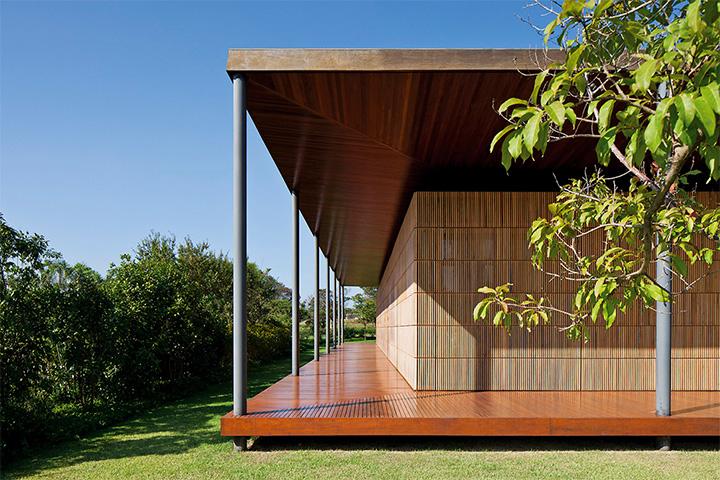 Ml House - Vẻ đẹp của vật liệu gỗ trong thiết kế nhà ở 1