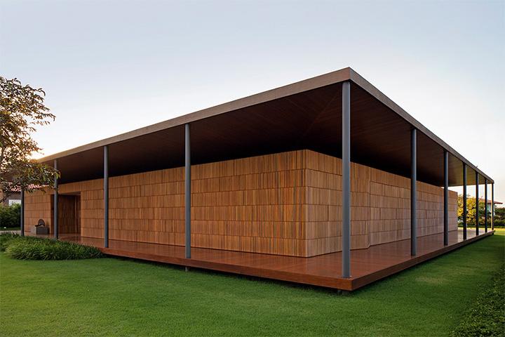 Ml House - Vẻ đẹp của vật liệu gỗ trong thiết kế nhà ở 2