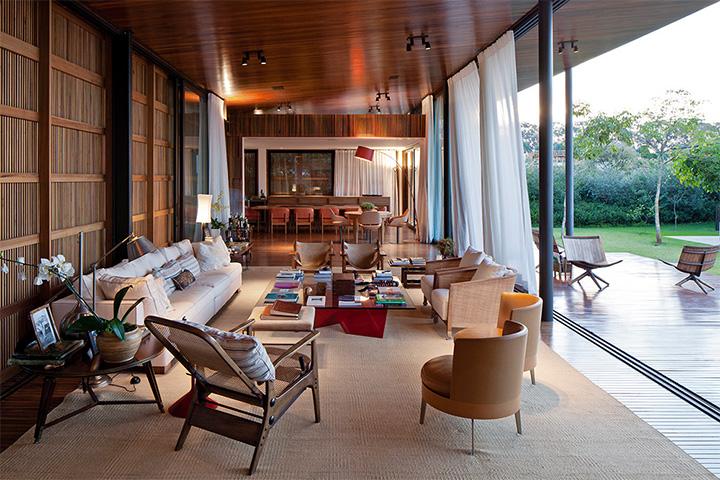 Ml House - Vẻ đẹp của vật liệu gỗ trong thiết kế nhà ở 7