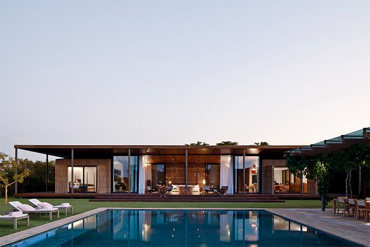 Ml House - Vẻ đẹp của vật liệu gỗ trong thiết kế nhà ở 8