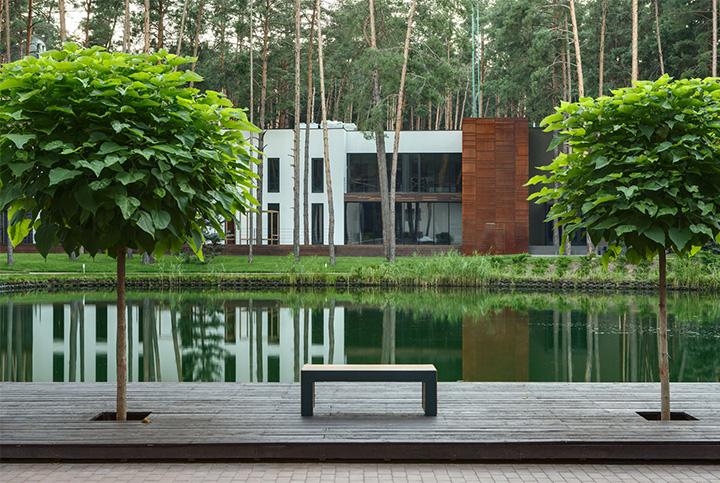 Relax Park Verholy - Thiết kế khu spa nghỉ dưỡng hiện đại 1