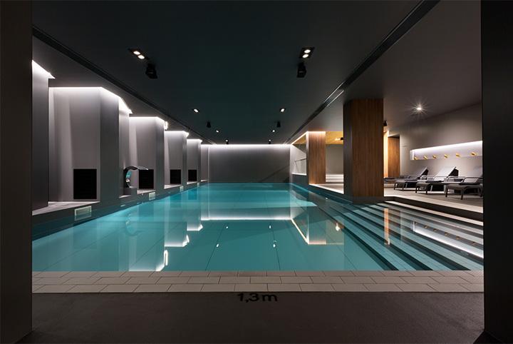 Relax Park Verholy - Thiết kế khu spa nghỉ dưỡng hiện đại 2