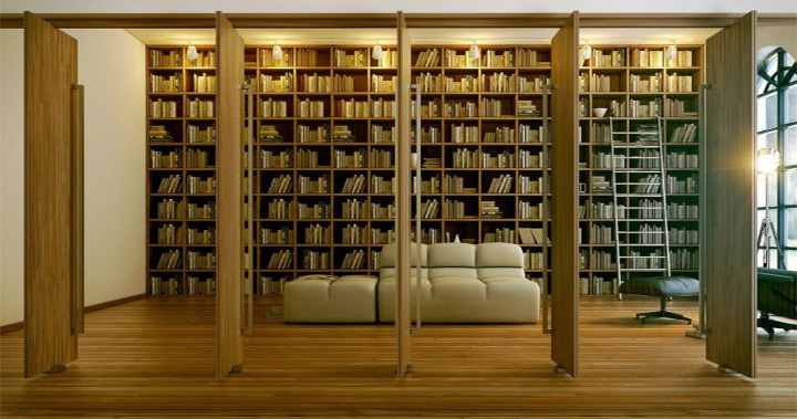 Tạo điểm nhấn riêng biệt cho không gian góc đọc sách 6