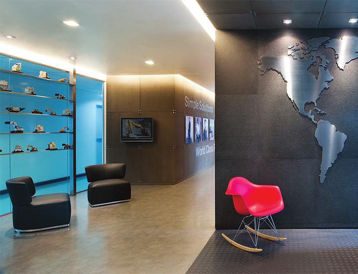 Uawhithya Headquater – Thiết kế nội thất văn phòng làm việc hiện đại 1