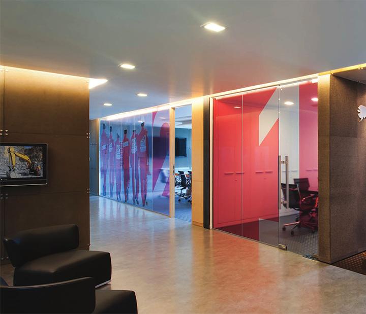 Uawhithya Headquater – Thiết kế nội thất văn phòng làm việc hiện đại 3