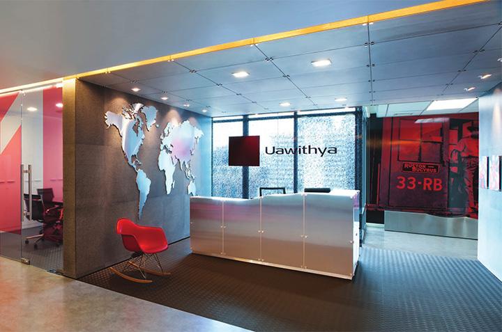 Uawhithya Headquater – Thiết kế nội thất văn phòng làm việc hiện đại 4