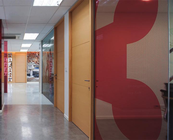 Uawhithya Headquater – Thiết kế nội thất văn phòng làm việc hiện đại 7