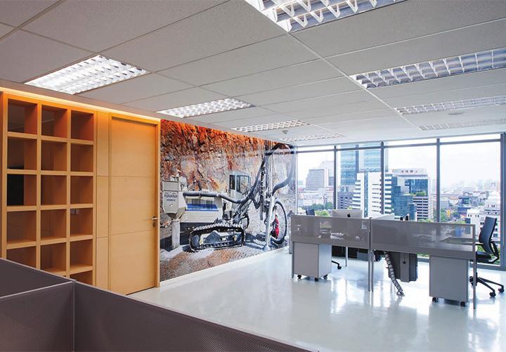 Uawhithya Headquater – Thiết kế nội thất văn phòng làm việc hiện đại 8