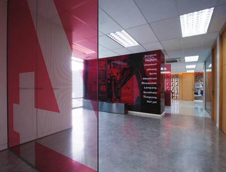 Uawhithya Headquater – Thiết kế nội thất văn phòng làm việc hiện đại 9