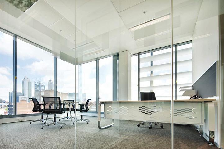 Downer  Edi Mining – Cây xanh trong thiết kế văn phòng làm việc 6