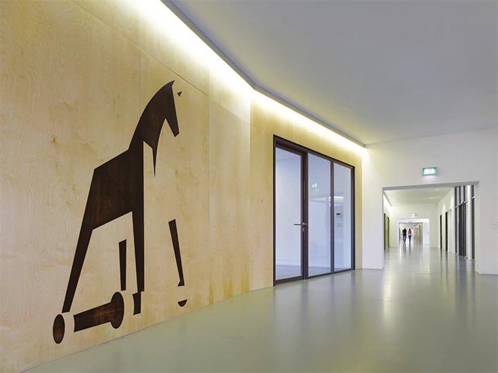 Jung von Matt - Thiết kế văn phòng làm việc hiện đại năng động 6