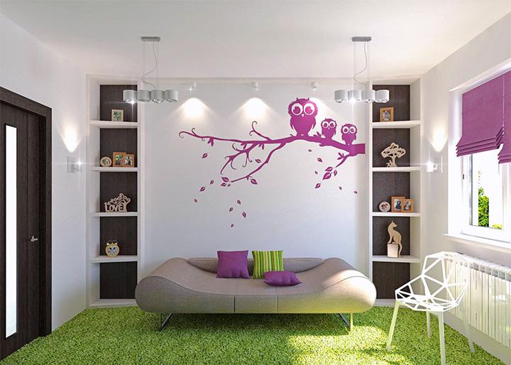 Một số bí quyết trang trí nội thất phòng ngủ đáng yêu dành cho bé gái 5