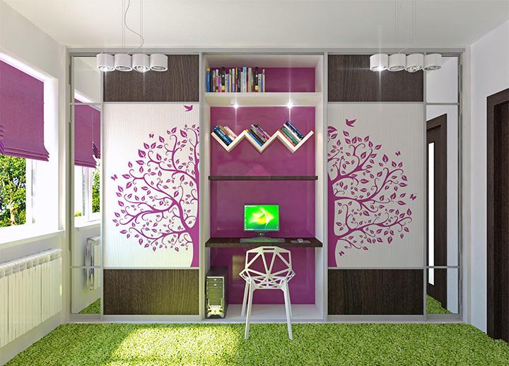 Một số bí quyết trang trí nội thất phòng ngủ đáng yêu dành cho bé gái 6