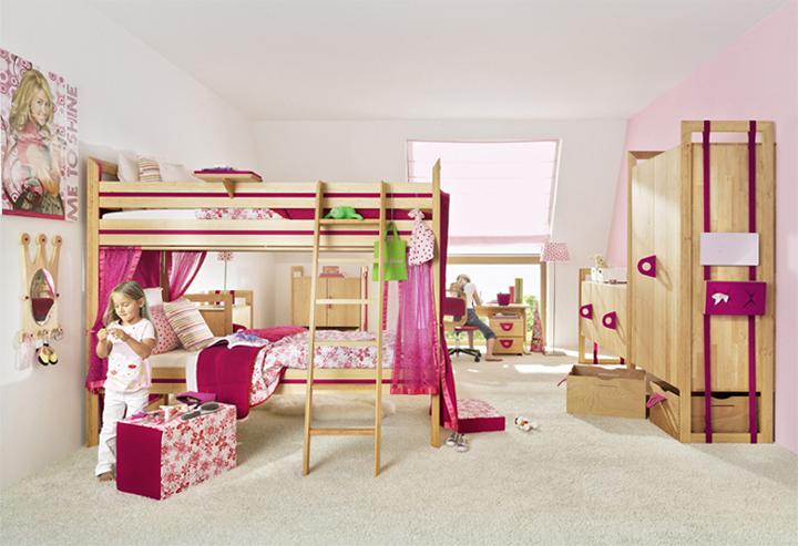 Một số bí quyết trang trí nội thất phòng ngủ đáng yêu dành cho bé gái 11