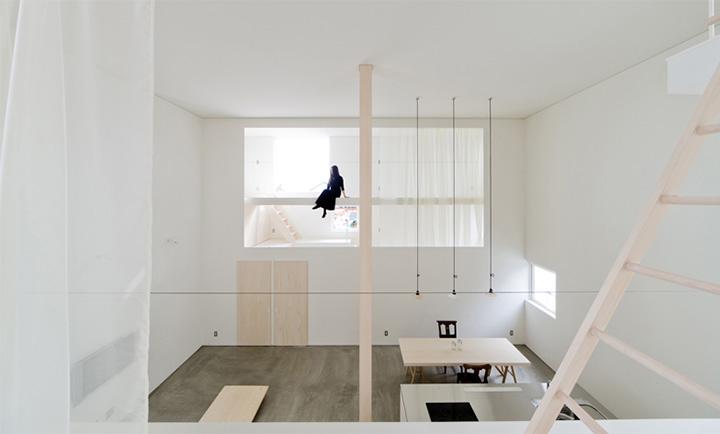 Đây thích hợp là nơi sống cho những ai yêu thích phong cách tối giản, sạch sẽ và tinh tế