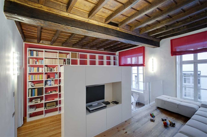 Tiết kiệm không gian trong nhà ở với đồ nội thất thông minh 4