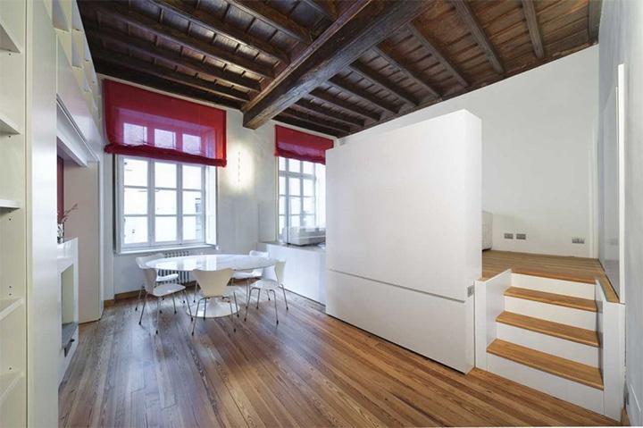 Tiết kiệm không gian trong nhà ở với đồ nội thất thông minh 2