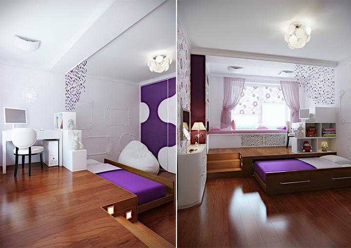 Tiết kiệm không gian trong nhà ở với đồ nội thất thông minh 5