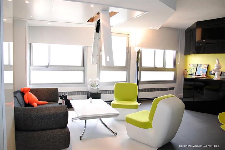 Tiết kiệm không gian trong nhà ở với đồ nội thất thông minh 7