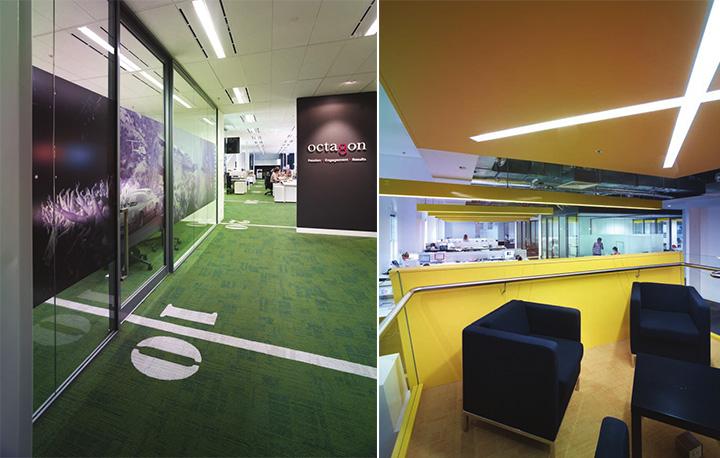 Bạn có thịc phong cách nội thất của văn phòng này chứ?