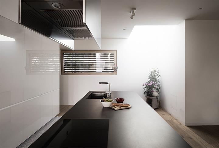 M House - Thiết kế biệt thự tận dụng không gian cây xanh trong nhà 6