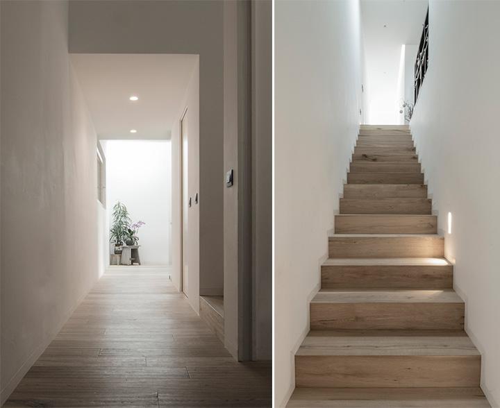 M House - Thiết kế biệt thự tận dụng không gian cây xanh trong nhà 8