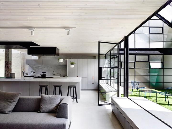 Lần đầu thấy căn hộ tối giản mang phong cách Loft bạn ấn tượng nhất bởi điều gì?