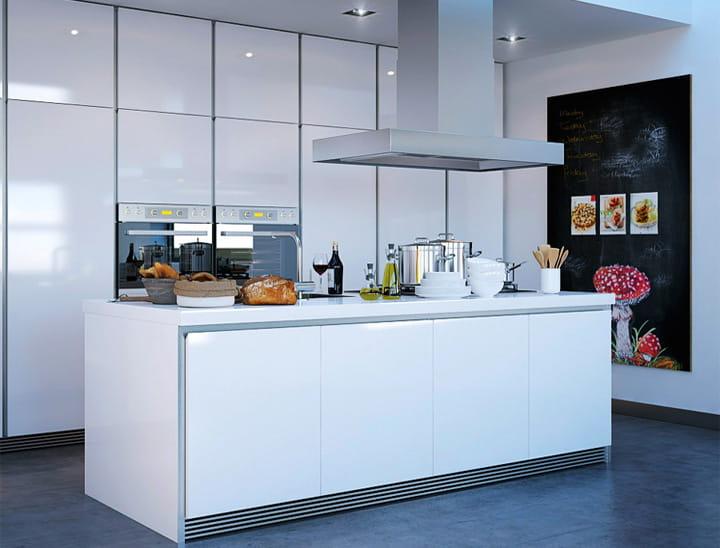Được nấu ăn trong một gian bếp như thế này thì còn gì bằng