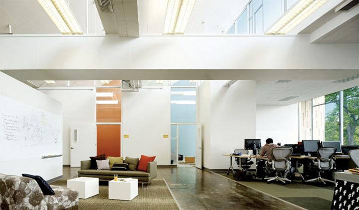 Văn phòng làm việc của Facebook tại thung lũng Silicon 3
