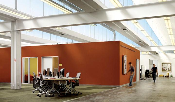 Văn phòng làm việc của Facebook tại thung lũng Silicon 4