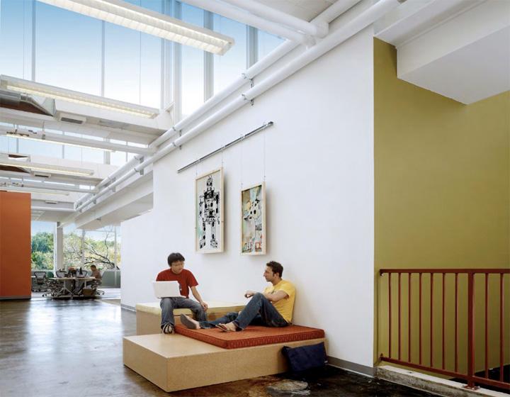 Văn phòng làm việc của Facebook tại thung lũng Silicon 6
