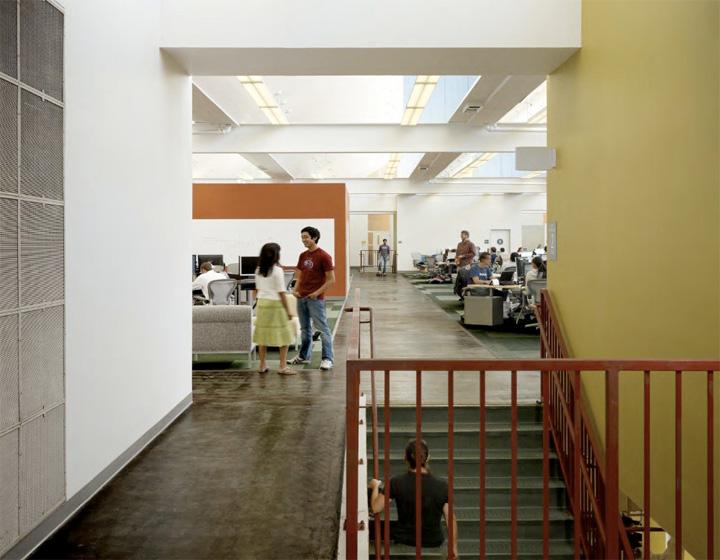 Văn phòng làm việc của Facebook tại thung lũng Silicon 7